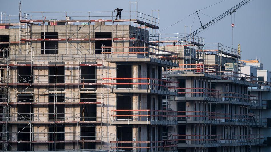 Neubauten in Berlin: Unter 3800 Euro pro Quadratmeter geht wenig