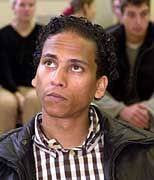 Xavier Naidoo im Mannheimer Amtsgericht
