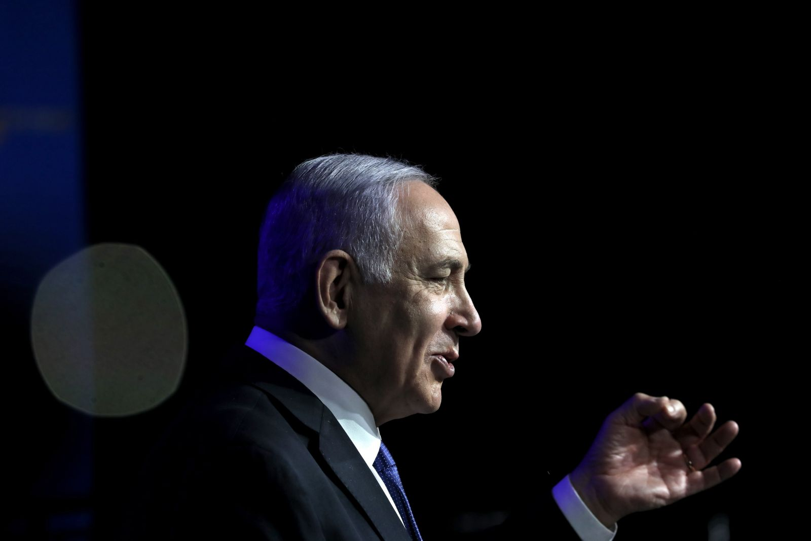 Netanyahu attends ceremony honoring the COVID-19 medical teams