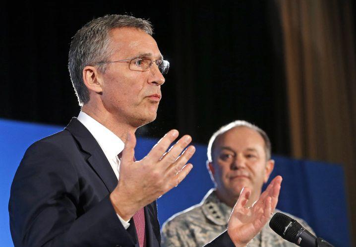 Stoltenberg und Breedlove: Deutliche Signale nach Russland