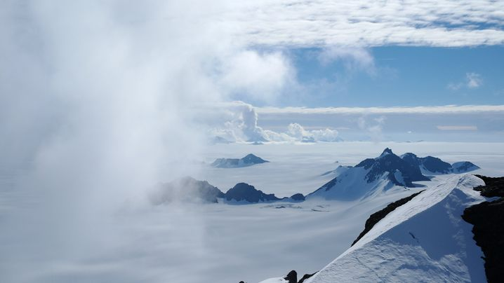 Eisschmelze in der Antarktis: Am Taupunkt