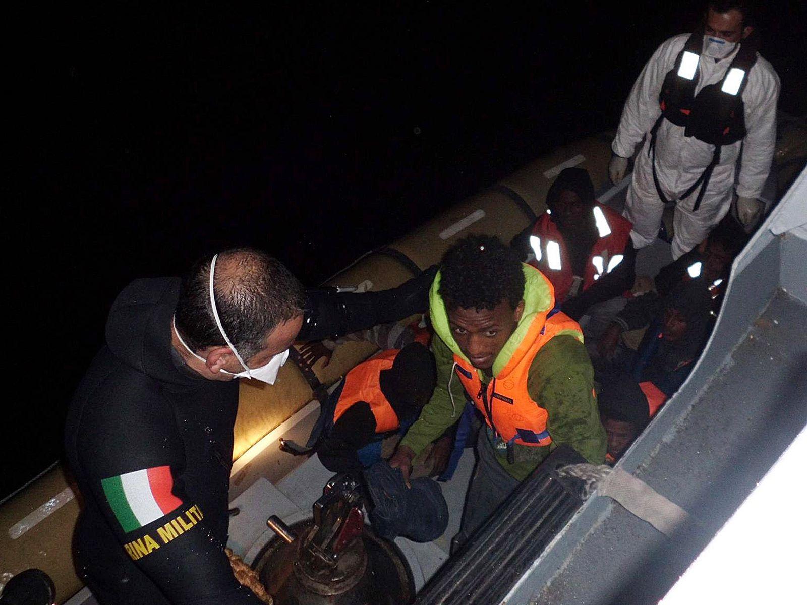 Italien / Flüchtlinge