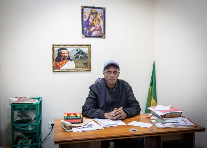 """Dissident und Journalist Eskinder Nega, 51: """"Diese Flitterwochen müssen enden"""""""