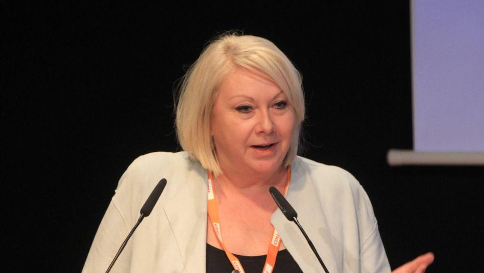 CDU-Politikerin Karin Strenz soll mindestens 22.000 Euro für proaserbaidschanische Lobbyarbeit erhalten haben