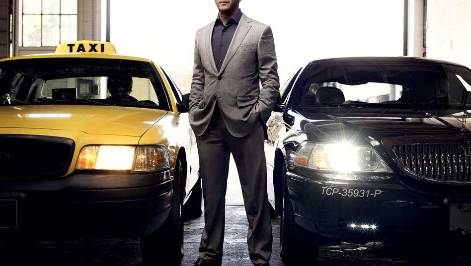 Uber-Vorstandschef Kalanick