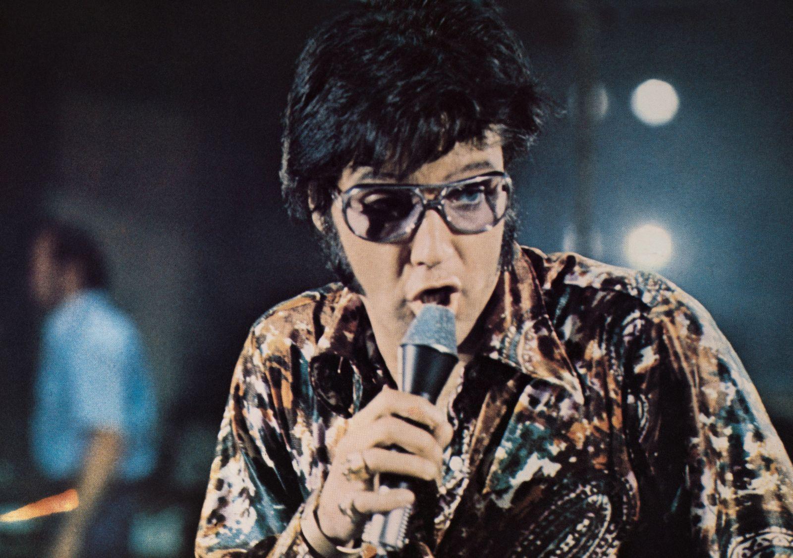 ELVIS: THAT'S THE WAY IT IS, Elvis Presley, 1970