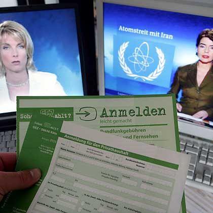 ARD und ZDF: Wer die Lizenz zum Kassieren hat, meint cdu-basis.de, muss sich ein anderes Kontrollsystem gefallen lassen