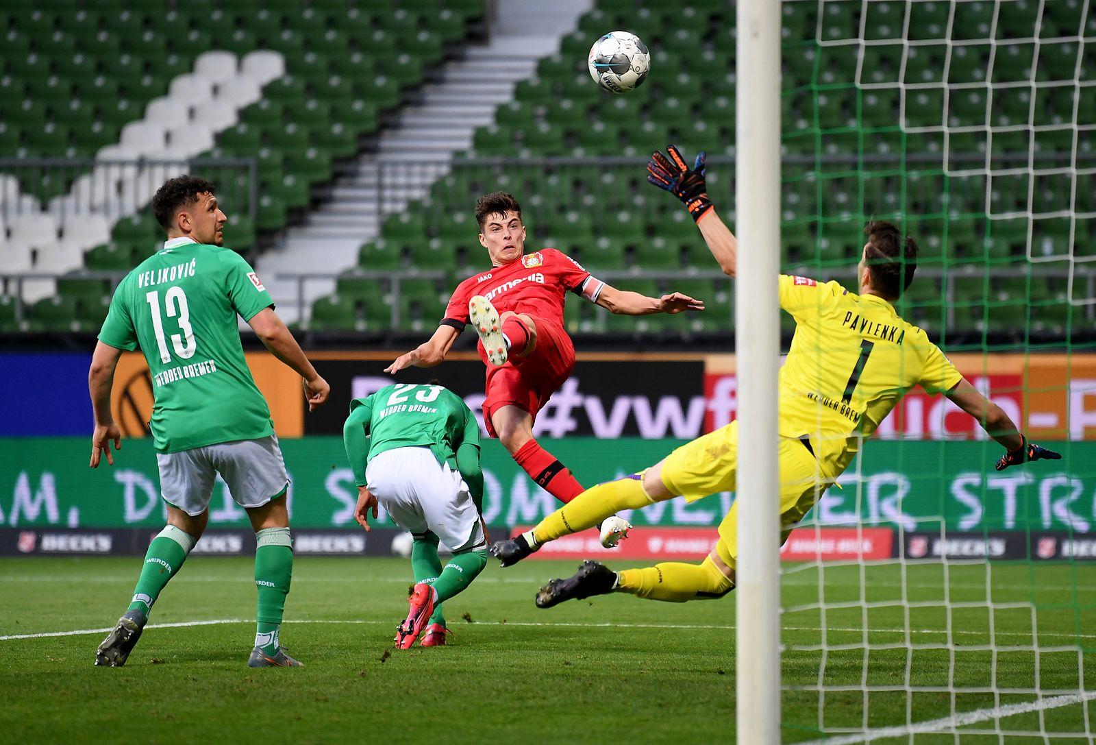 SV Werder Bremen v Bayer 04 Leverkusen - Bundesliga
