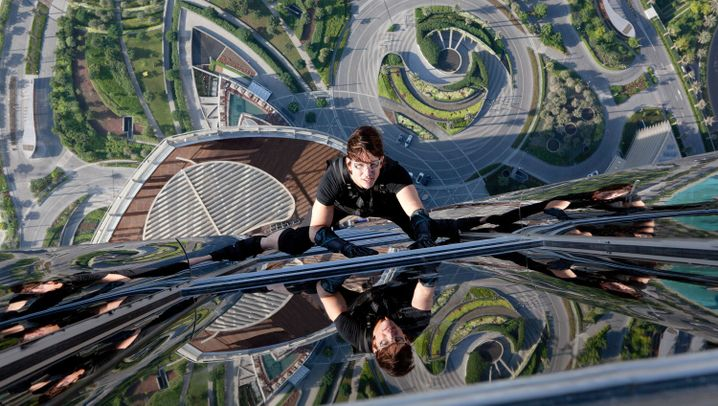 Action-Spektakel mit Tom Cruise: Mission durchaus possible