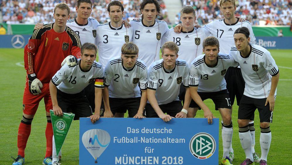 DFB-Test gegen Uruguay: ...und dann kam Gomez