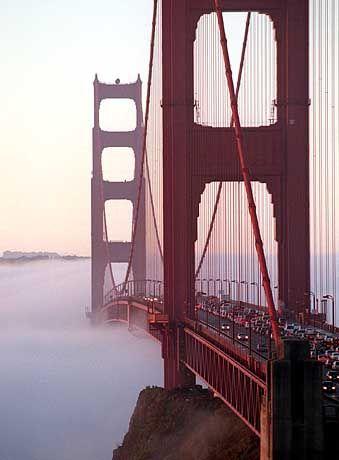 Die meistfotografierte Brücke der Welt
