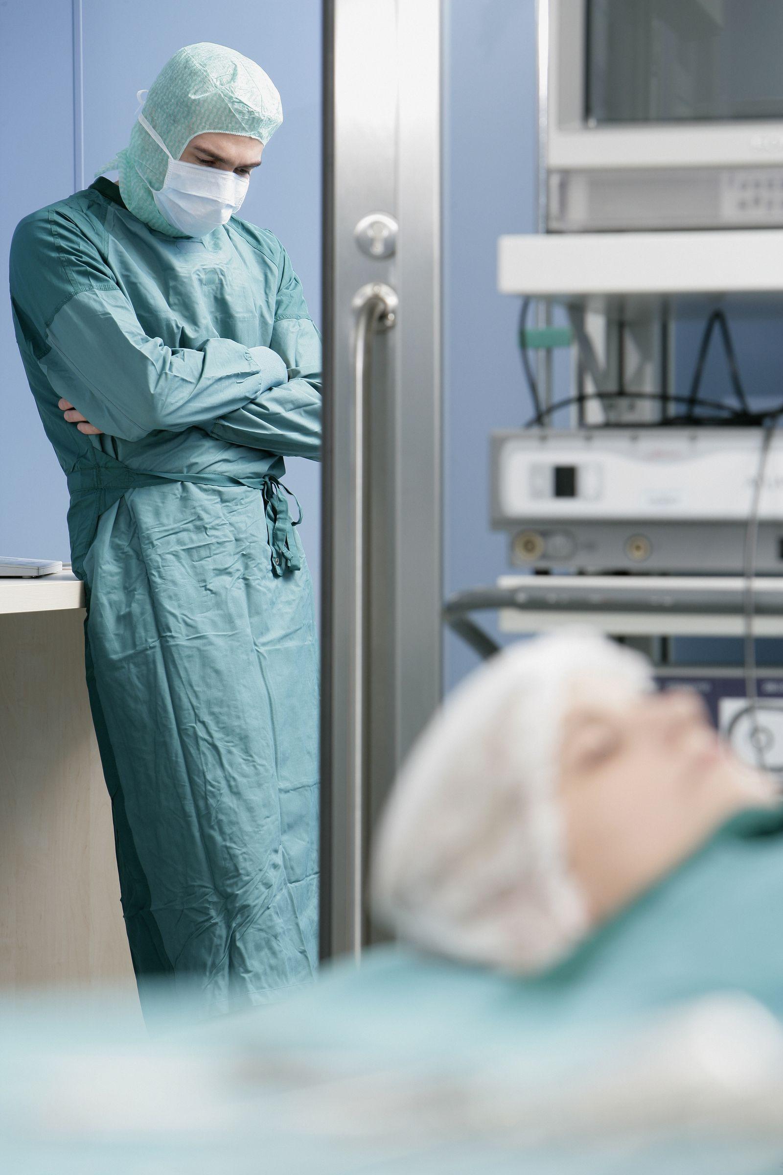 NICHT MEHR VERWENDEN! - Wachkoma / Koma / Patient