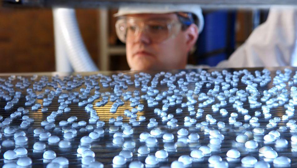 Pillenproduktion: Milliardenstrafen gegen Arzneimittelhersteller zeigen keine Wirkung