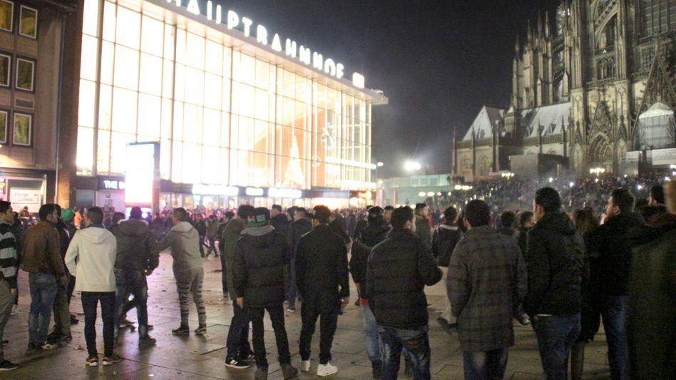 Silvester in Köln: Übergriffe in der Nacht