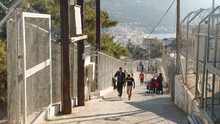 Samos: Wütender Widerstand gegen die Flüchtlinge
