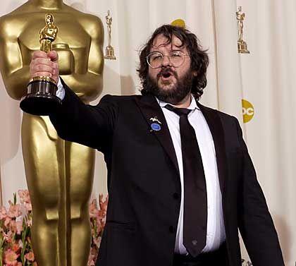 """""""Herr der Ringe""""-Regisseur Jackson: 17 Oscars für sieben Jahre Arbeit"""