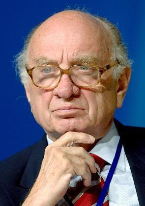 Graf Lambsdorff: Streitbarer Liberaler (Archivbild von 2005)