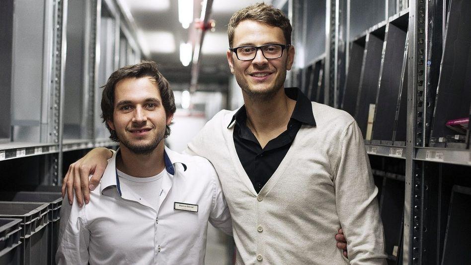 Rebuy-Geschäftsführer Marcus Börner, Leuschner»Besitz darf dich nicht besitzen«