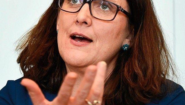 """EU-Kommissarin Malmström: """"Der Schaden für die US-Wirtschaft ist real"""""""