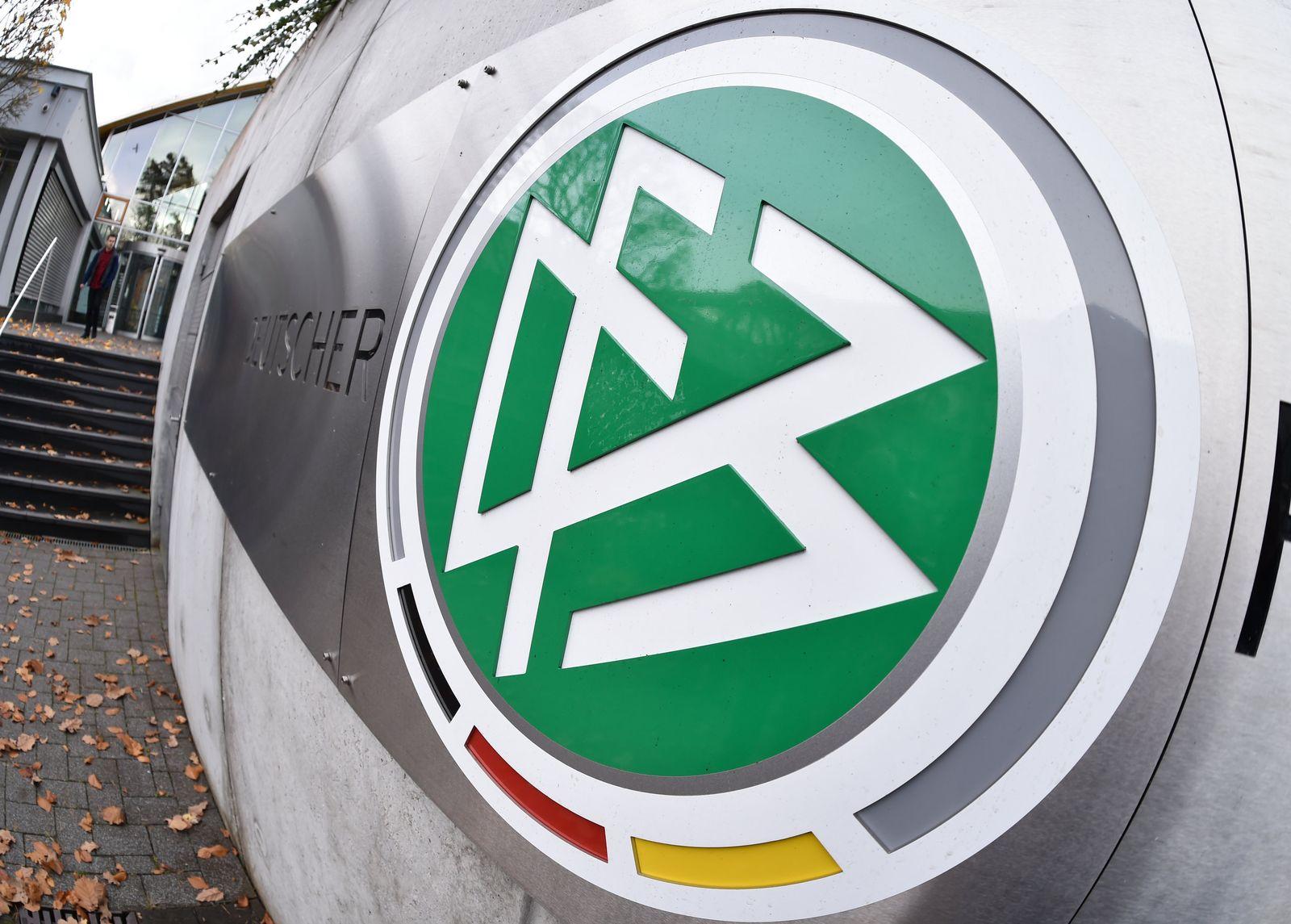 Verhandlung im Rechtsstreit um DFB-Logo