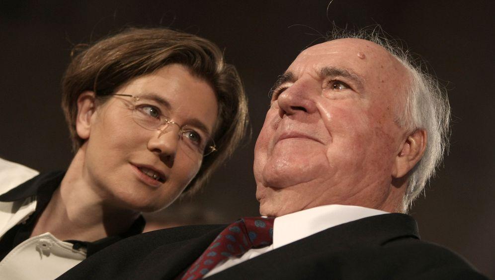 """Das Ehepaar Kohl: """"Ich stehe unter Groupie-Verdacht"""""""