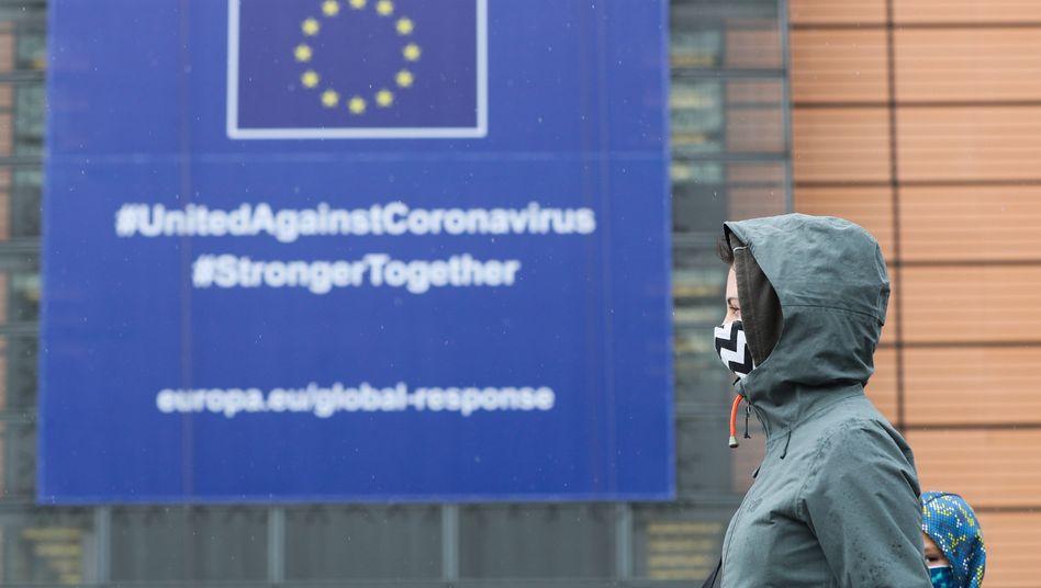 In der Coronakrise zusammen stark, darüber hinaus finden die EU und die Balkanstaaten aber wohl erst einmal nicht zueinander