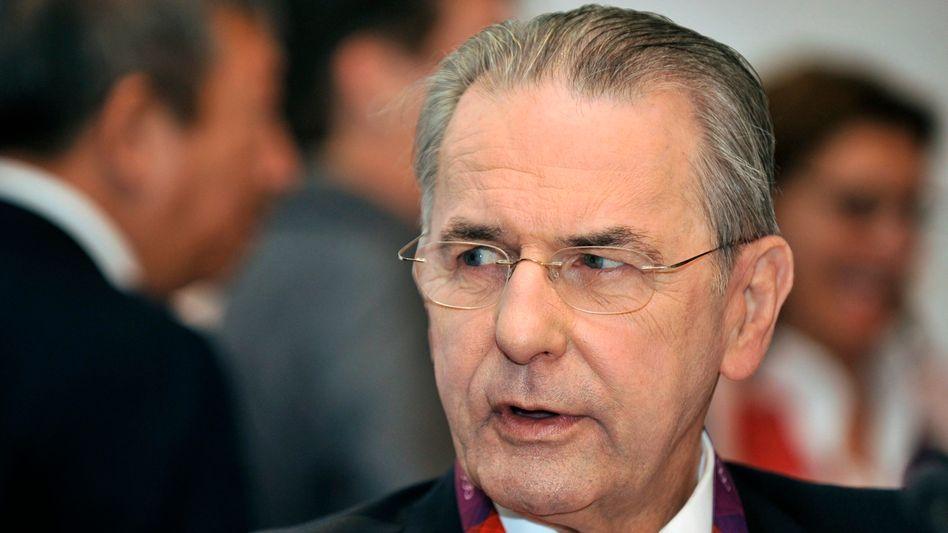 Jacques Rogge im Jahr 2012 (Archivbild)