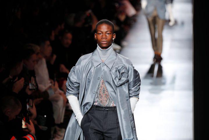 Dior-Look von Kim Jones aus der Herbstkollektion 2020/21