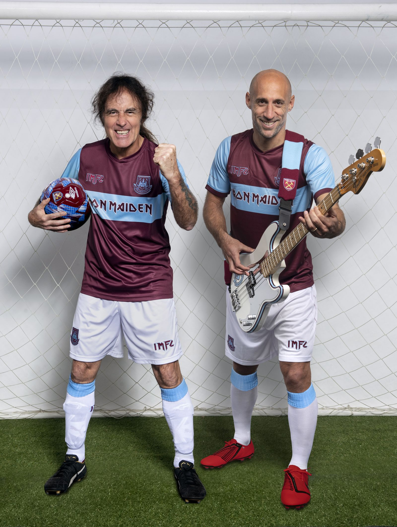 Iron Maiden / Westham-Shirts