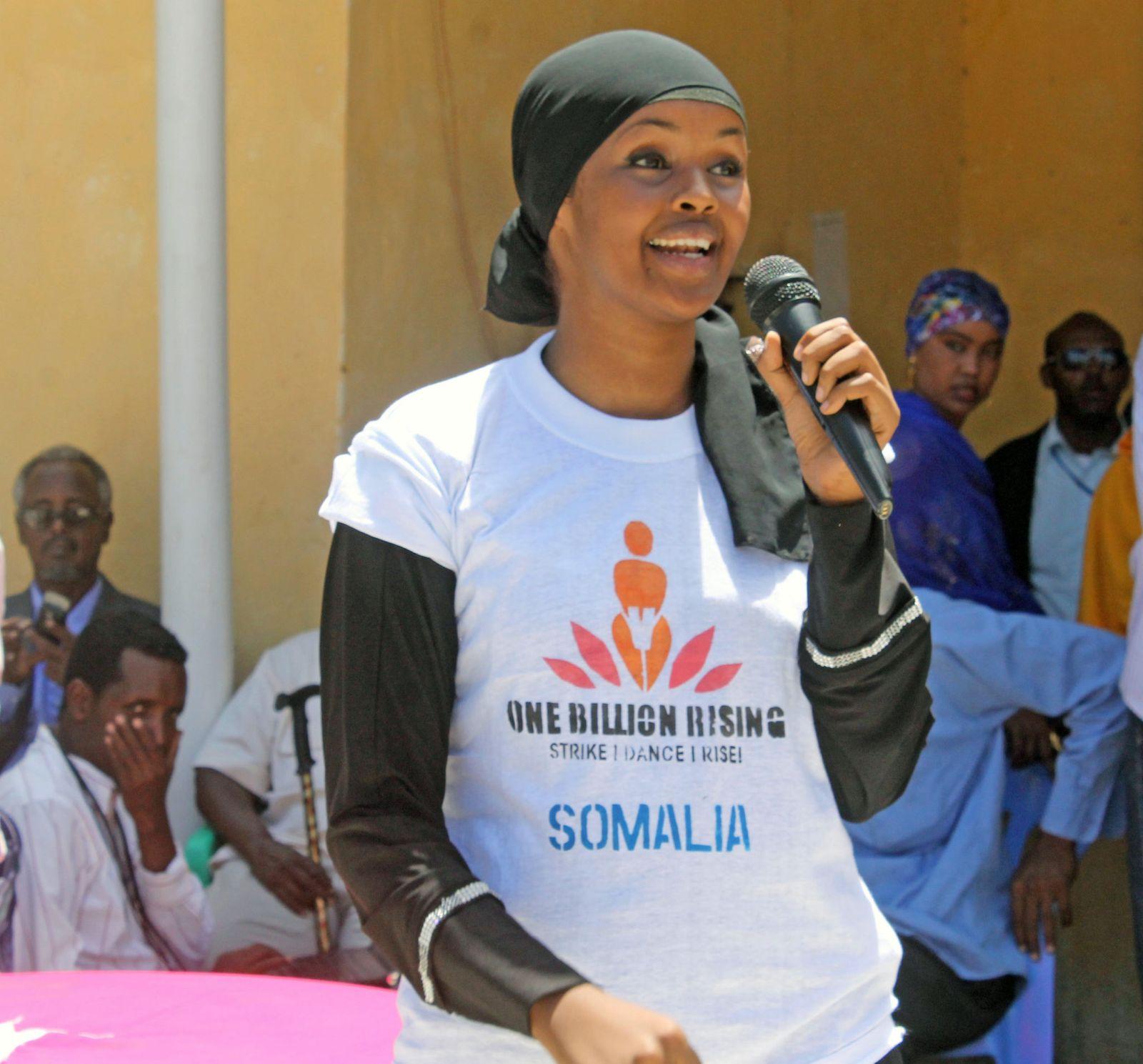Somalia TED Talk