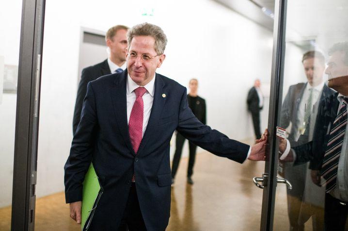 Hans-Georg Maaßen, Noch-Präsident des Bundesamts für Verfassungsschutz