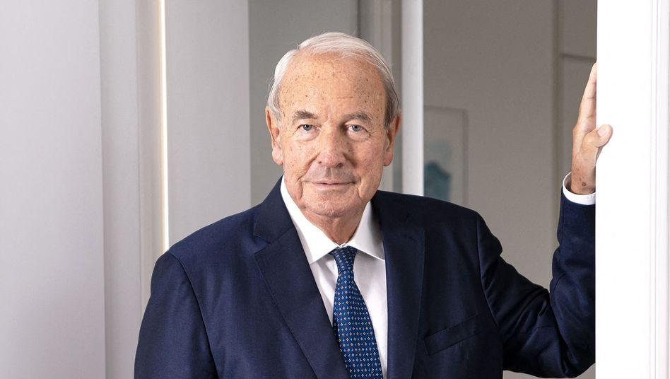 Heinz Hermann Thiele: Er wurde 79 Jahre alt