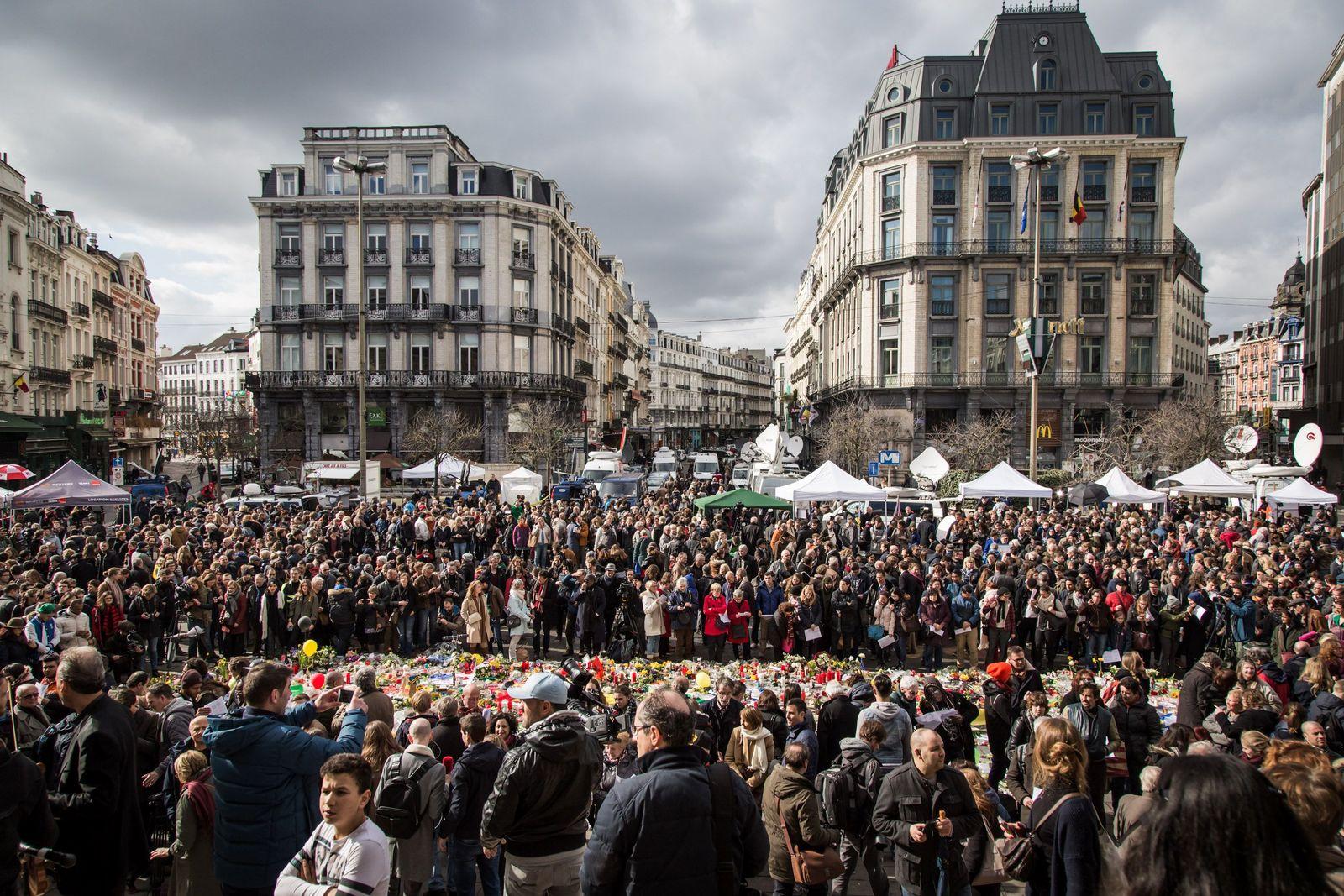 Belgien Terror/ Opferzahl