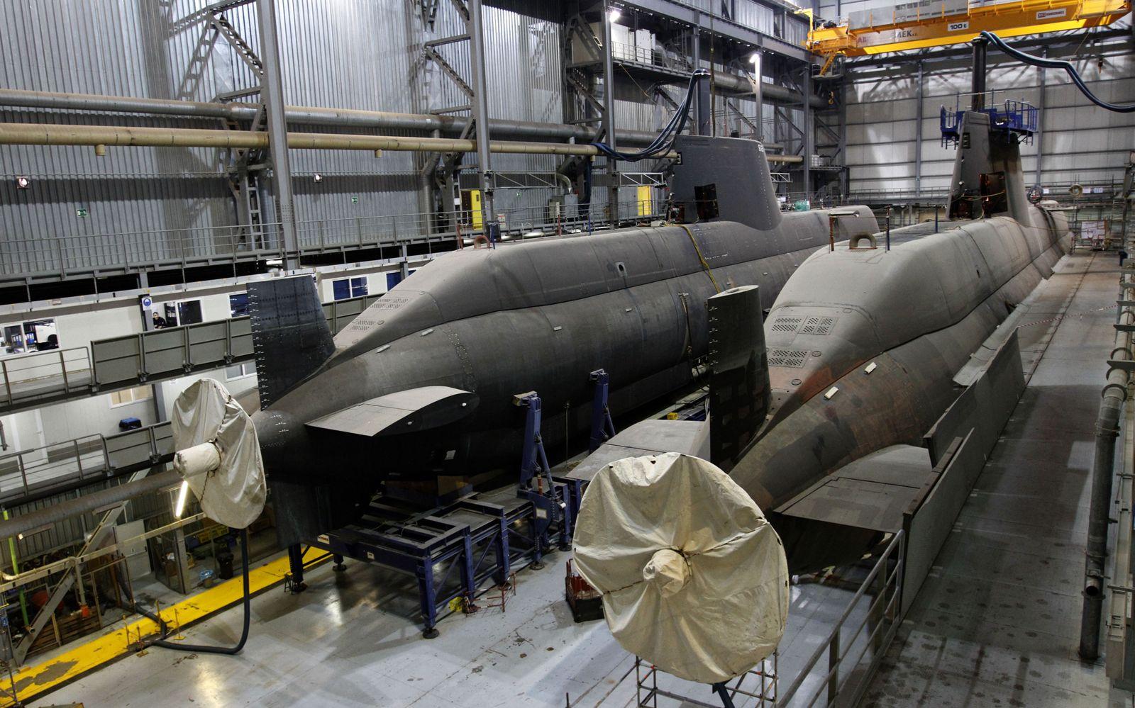 U-Boot Typ 214