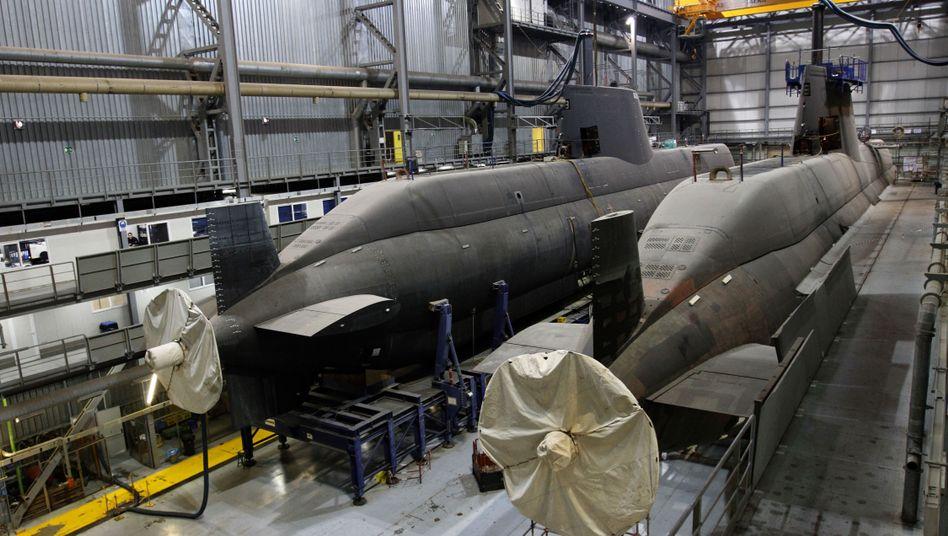 U-Boote vom Typ 214