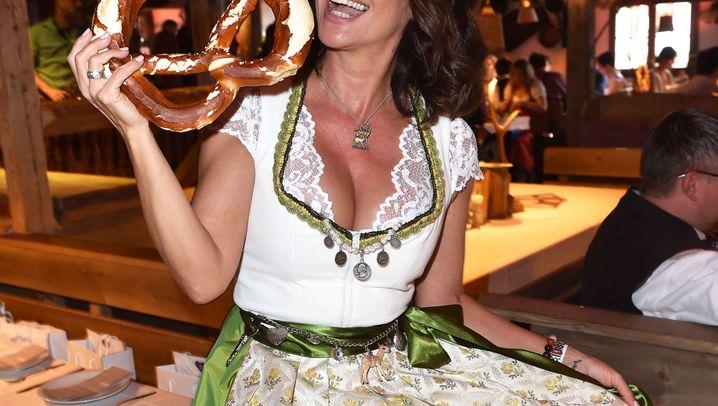 Oktoberfest-Zwischenbilanz: Ein Promi-Prosit der Gemütlichkeit