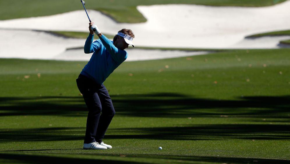 Golf-Masters in Augusta: Langer furios, Kaymer desaströs