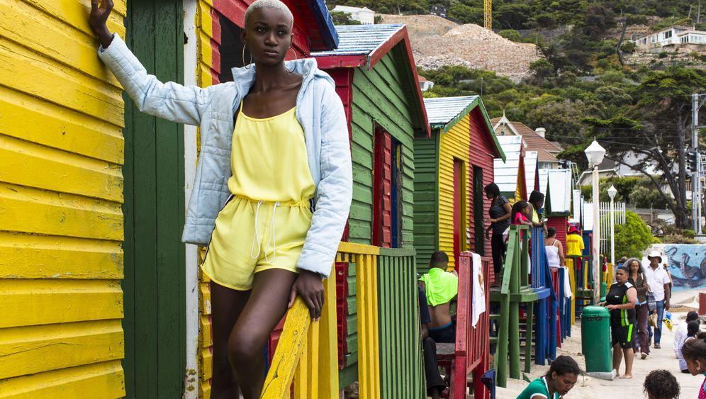"""Als Model in Südafrika: """"Fühle mich manchmal wie eine Sklavin"""""""