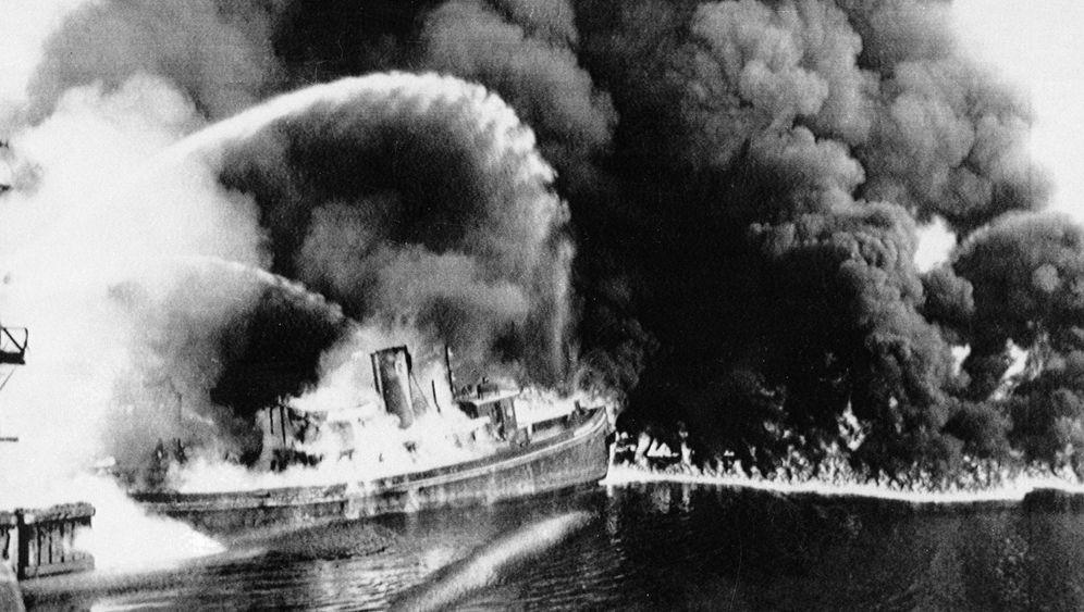 Cuyahoga River: Der brennende Fluss von Cleveland