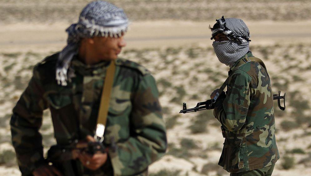 Krieg in Libyen: Rebellen-Vorstoß scheitert