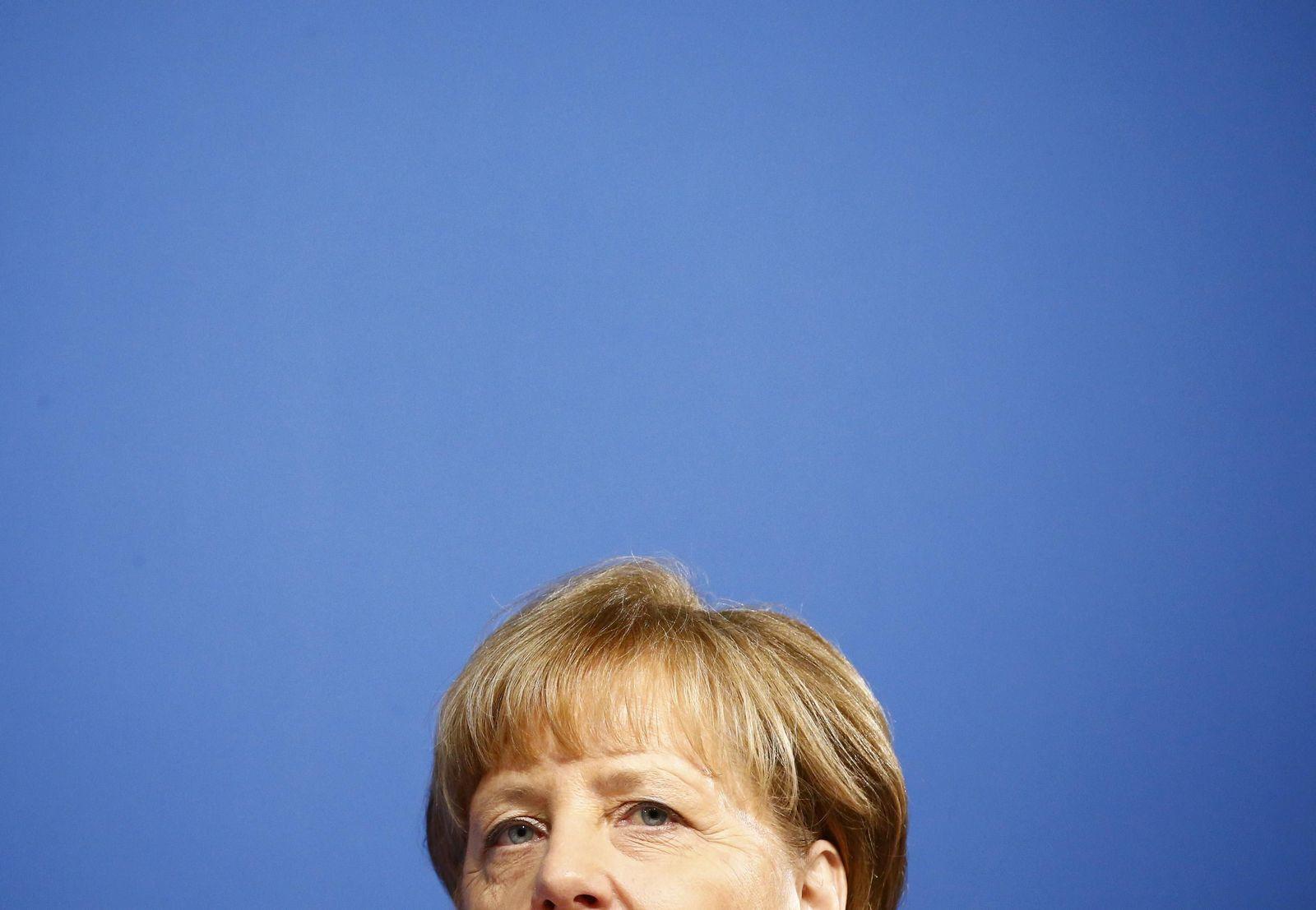 GERMANY-CONSERVATIVES/MERKEL