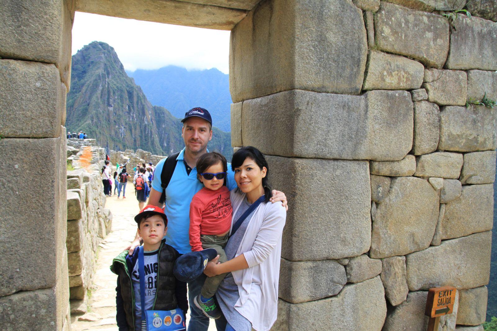 Auswandererserie/ Lima