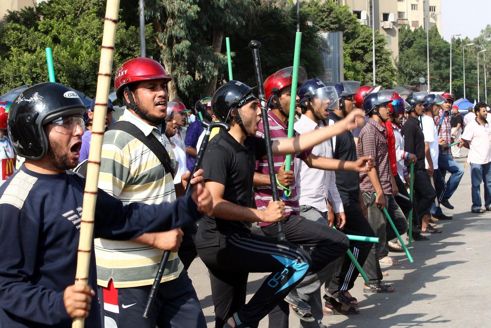 Ägypten / Mursi-Anhänger