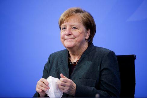 Merkel am 19. Januar