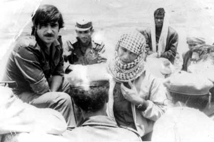 Kämpfer Azmi Sughair: Besondere Beziehung