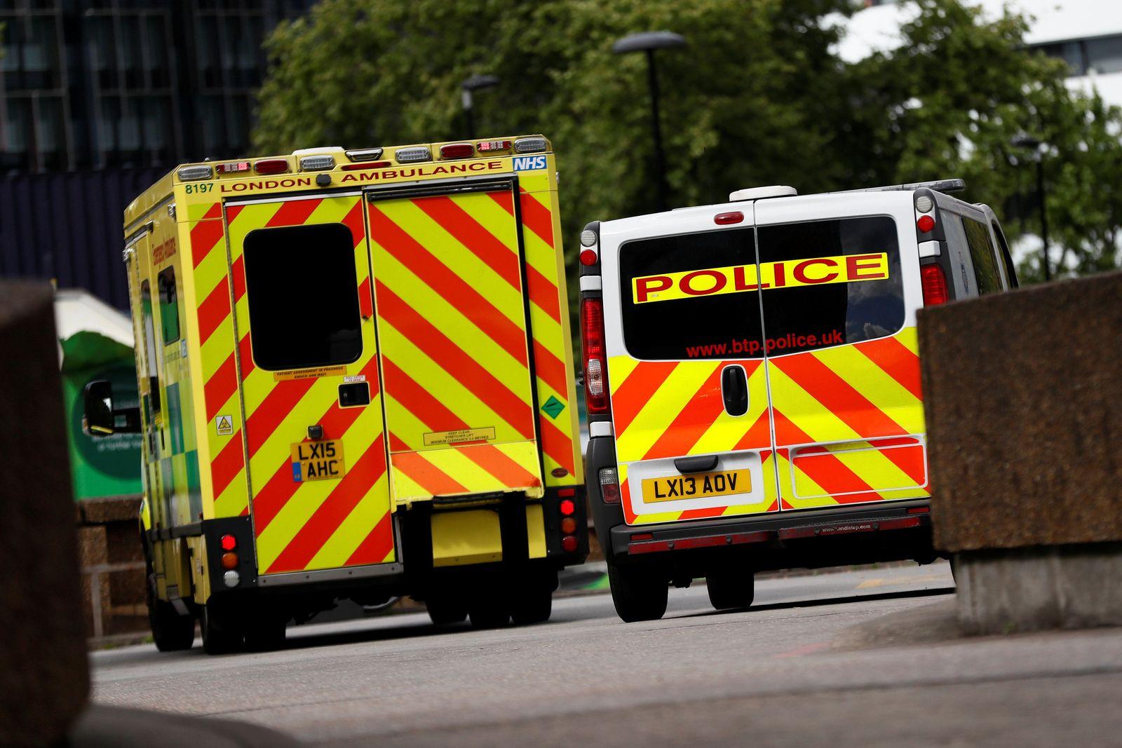 BRITAIN-SECURITY/HOSPITALS