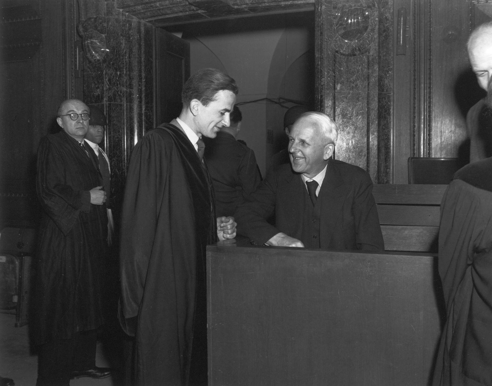 Nürnberger Wilhelmstraßen-Prozess (November 1948 bis April 1949)