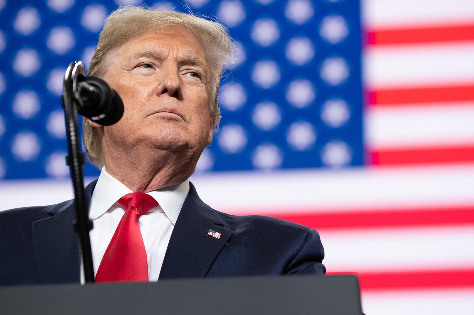 Trump holds 'Keep America Great' campaign rally
