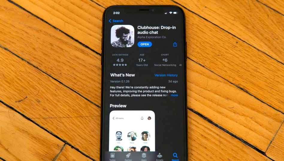 Clubhouse-App: Nachahmer werden bereits entwickelt