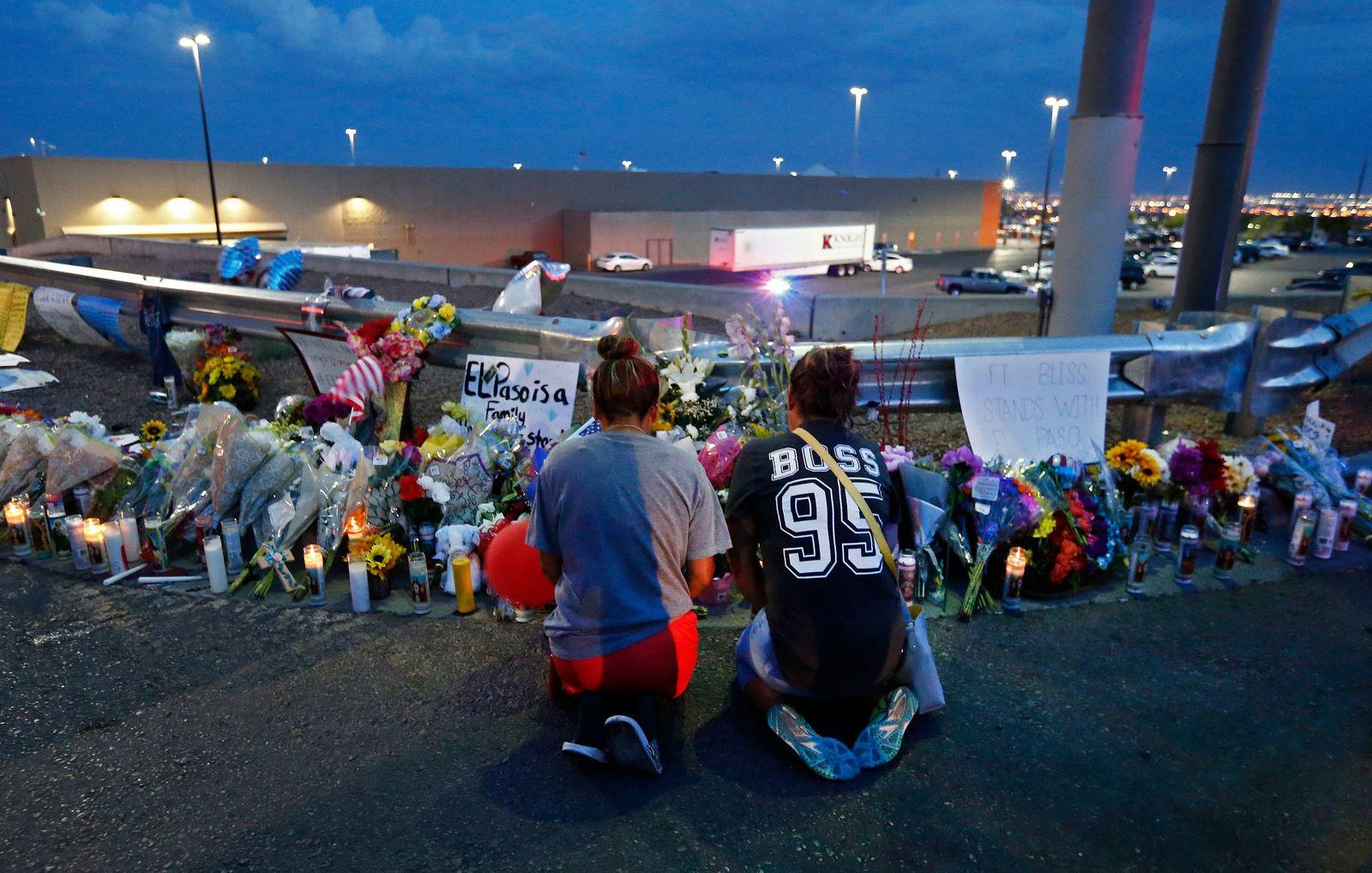 El Paso Shooting/ Massaker/ Amoklauf/ 2019